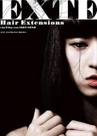 Exte: Hair Extensions affiche