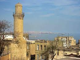 Bakou  Baku ; une ville bizarre (Voyage Azerbaidjan) 1