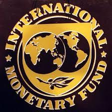 Logo del Fondo Monetario Internacional (FMI)