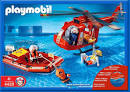Equipo Rescate Maritimo Playmobil 4428